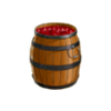 Barrel of jam