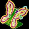 Festival butterfly deco