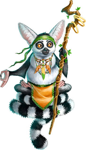 Illus lemur guide