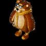 Bear king deco