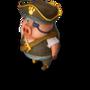 Piglet jack deco