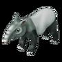 Tapir deco