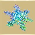 Small snowflake