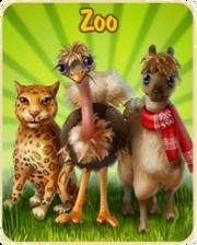 Zoo update logo