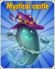 Mystical castle update logo