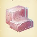 Prepared marble