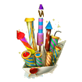 Magic firework