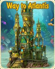 Way to atlantis update logo