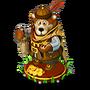 Bear merchant deco