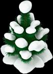 Christmas tree stage 1