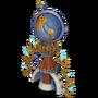 Globe (Astronomical deco)