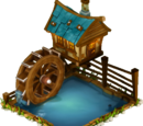 Farm for water animals