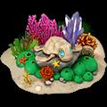 Corals nonfunctional deco