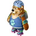 Bear on roller skates deco.png