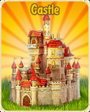 Castle update logo