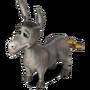 Donkey deco