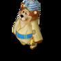 Bear ali baba deco