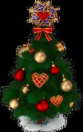 Christmas tree build level 1