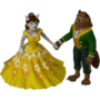 Beauty and the Beast deco
