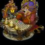 Sorceress deco