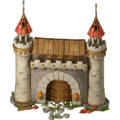 Forgotten kingdom castle gate stage3