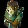 Highlander Bear deco