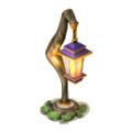 Cave lantern deco