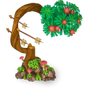 Sagittarius tree deco