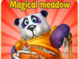 Magical meadow questline