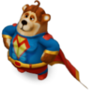Super Bear deco