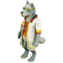 Wolf deco