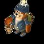 Elder dwarf deco