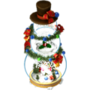 Most winter snowman deco