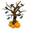 Ominous tree 1 nonfunctional deco