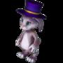 Rabbit deco