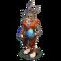 Bunny deco