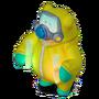 Bear biochemist deco