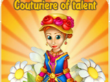 Couturiere of talent questline