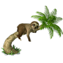 Sloth deco