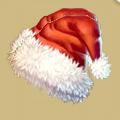 Coll newyear santa claus hat