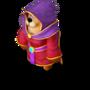 Bear guardian deco