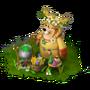 Bear herbalist deco