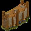 Forgotten kingdom castle wall stage3