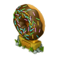 Doughnut deco