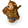 Bear in snowshoes deco.png