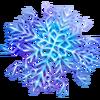 Fairytale snowflake