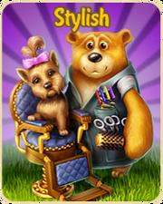 Stylish update logo