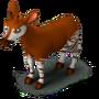 Okapi deco