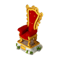 Throne deco