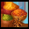 Spices kitchen